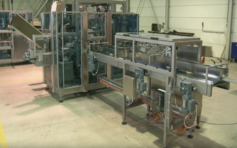 Case Packing System